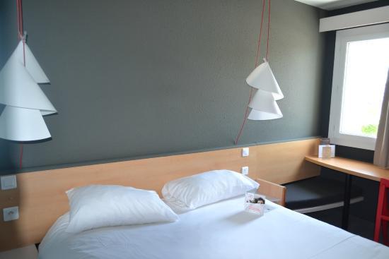 Ibis Salon de Provence : chambre