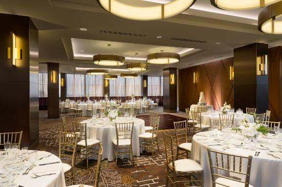 DoubleTree by Hilton Hotel Dallas - Campbell Centre: Hold your next meeting or event in our Skyline Ballroom overlooking the Dallas skyline.