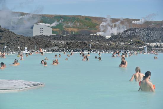 Grindavik, IJsland: More lagoon