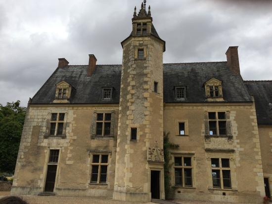 Couture-sur-Loir, Francia: Façade Court