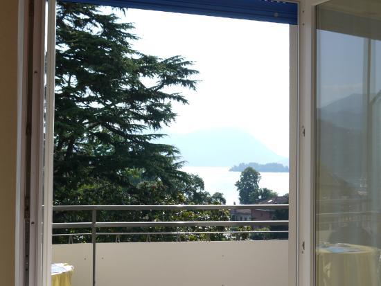 Hotel Alpi: Nice view