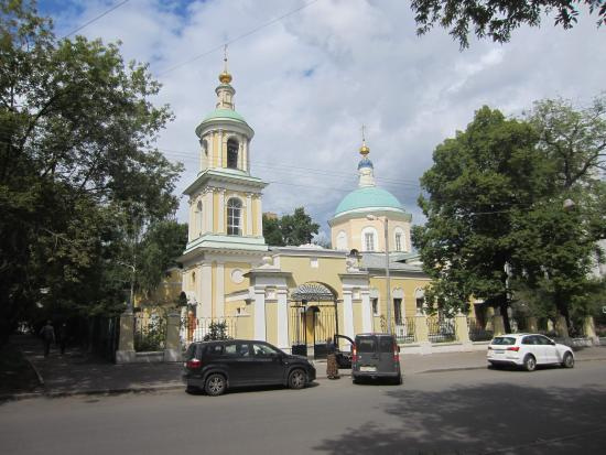 Temple of Tikhvin Icon of Our Lady