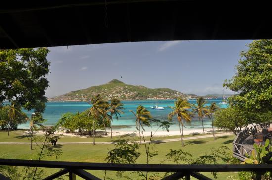 Petit St.Vincent: Gorgeous views everywhere