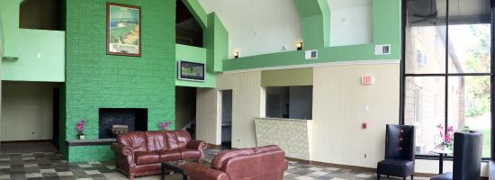Pinebluff, NC: Lobby