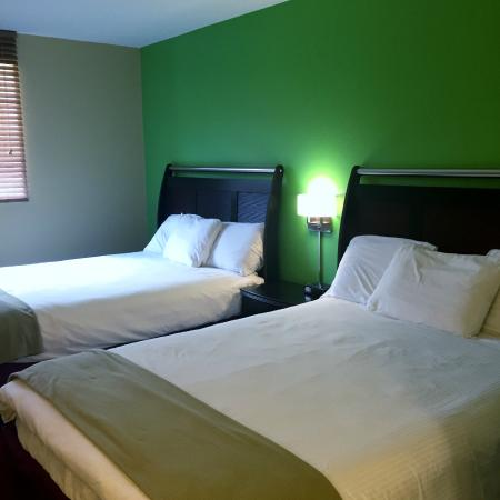Pinebluff, Carolina del Norte: Double Bedroom
