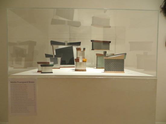 Inverness Museum and Art Gallery: Mette Fruergaard-Jensen art