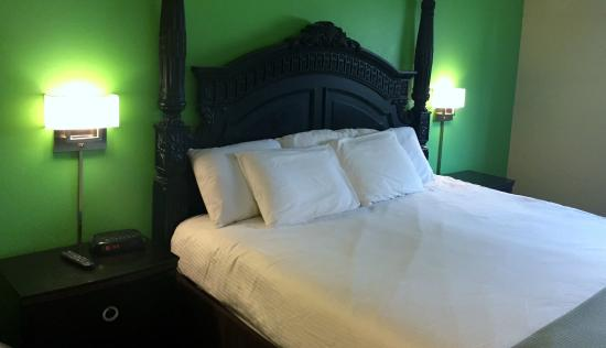 Pinebluff, Carolina del Norte: King Bedroom