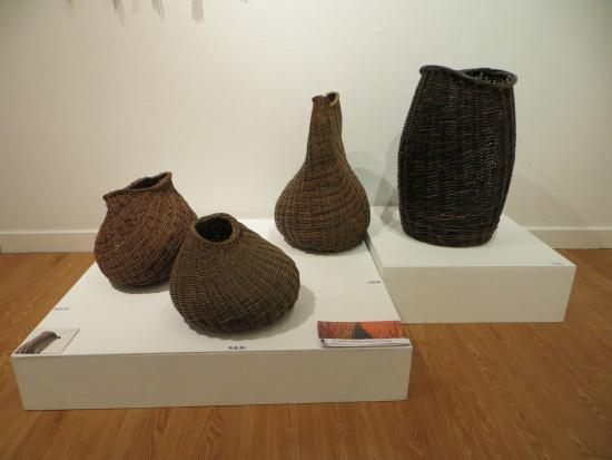Inverness Museum and Art Gallery: Lise Bech art