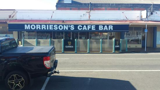Morrieson's Cafe Bar