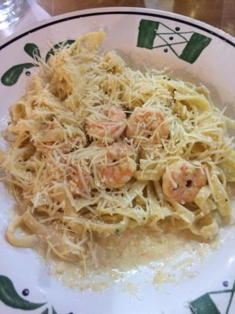 Seafood Alfredo Picture Of Olive Garden Guarulhos Tripadvisor
