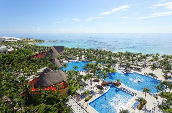Fantastic Resort Review Of Barcelo Maya Tropical Puerto Aventuras Tripadvisor