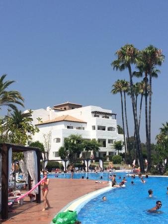2ieme piscine photo de club marmara marbella estepona for Piscine marbella