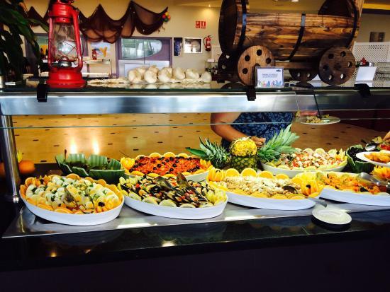 Club Marmara Marbella: Buffet