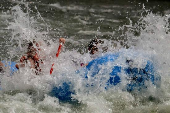 July Raft Trip with Yellowstone Raft Company. So much fun!!