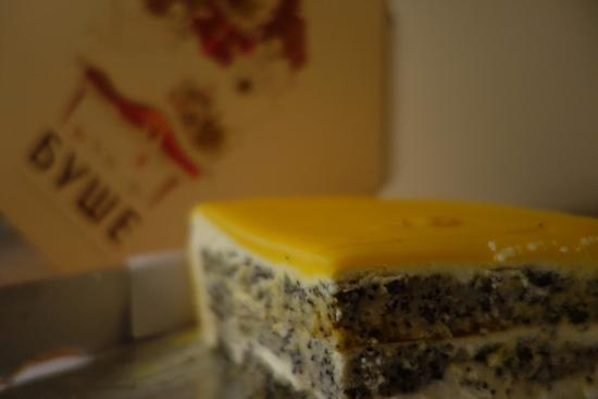 торт ле сантье рецепт