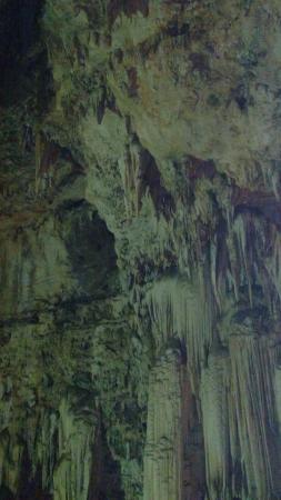 Гаутенг, Южная Африка: Stalactites and stalagmites