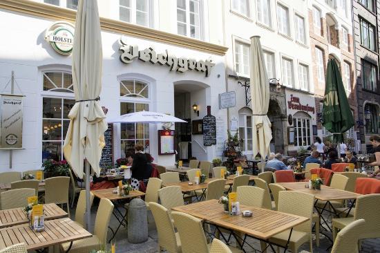 Deichgraf: outside