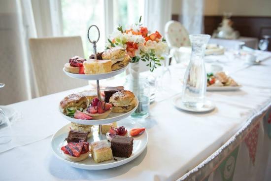 Best Western Valley Hotel Top Table Afternoon Tea Wedding Breakfast