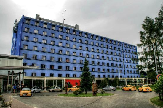 Hotel am Bühl: Aussen