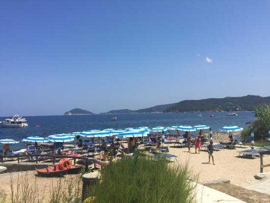 Spiaggia Redinoce