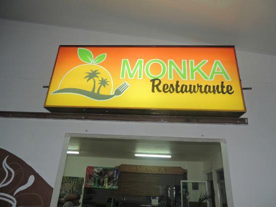 Cafeteria Monka: Fachada
