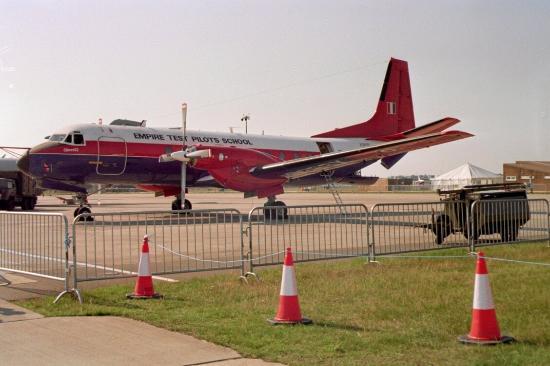 RAF Waddington Airshow: Boscombe Down boys