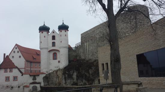 Parsberg Museum: Parsberg Castle/Museum