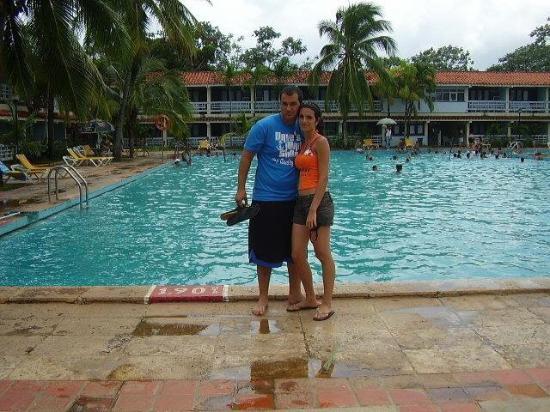 San Antonio de los Banos, Cuba: Hotel Islazul Las Yagrumas
