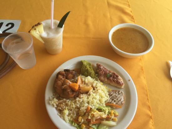 Fun Holiday Beach Resort Food