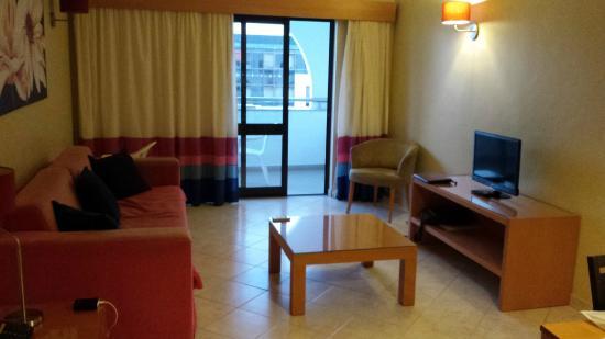 Alagoamar Aparthotel: Salón