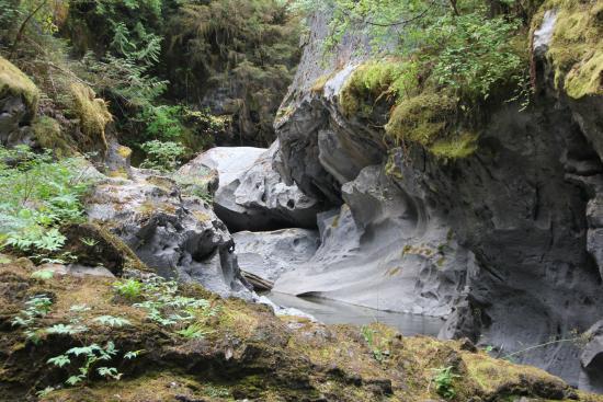 Zeballos, Canada : River