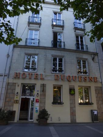 Duquesne Hotel: Prise du Cours des 50 Otages, allée Duquesne