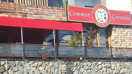 Common Grounds Sports Bar & Grill