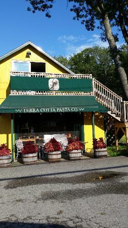 Kittery, Maine: Terra Cotta Pasta Co.