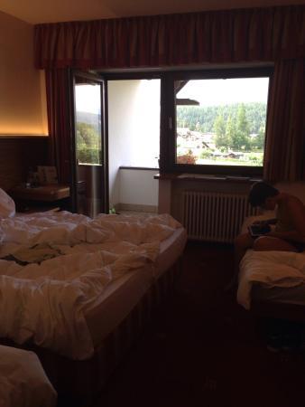 Rubner's Hotel Rudolf: Camera