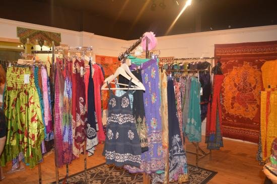 Hand Made Clothing From Nepal India And Thailand Picture Of