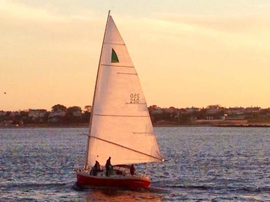 ACK Sunset Sail