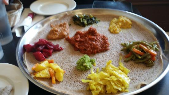 Hawwi Ethiopian Cafe