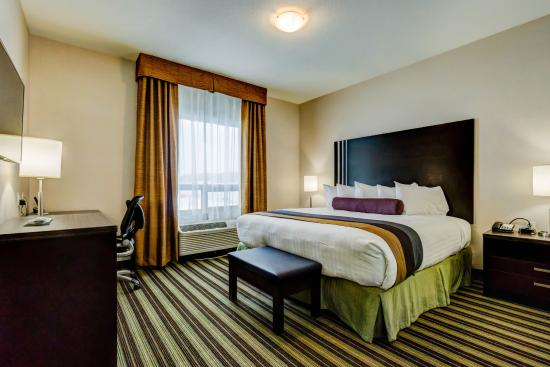BEST WESTERN PLUS Drayton Valley All Suites