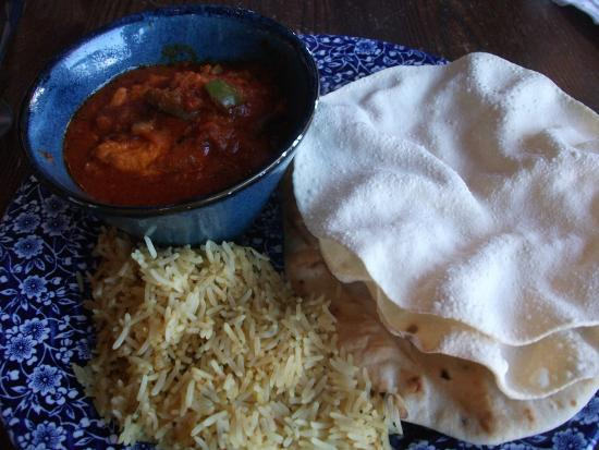 Castle In The Air: Curry