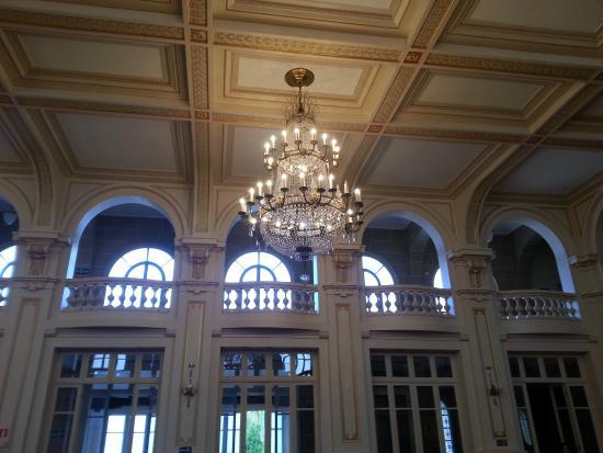 Закриття Золотий палац казино VIII фестиваль еротичного мистецтва в Astoria казино 2007