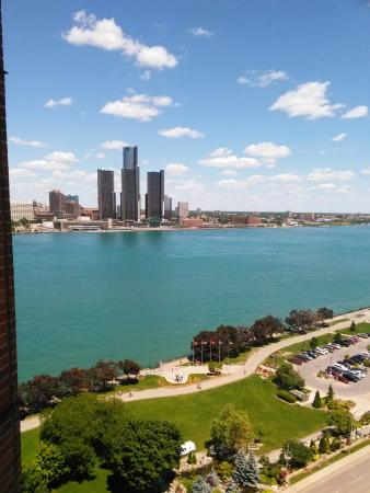 Best Western Plus Waterfront Hotel: View from room 1707