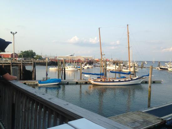 Ripples Inn at the Harbor: View