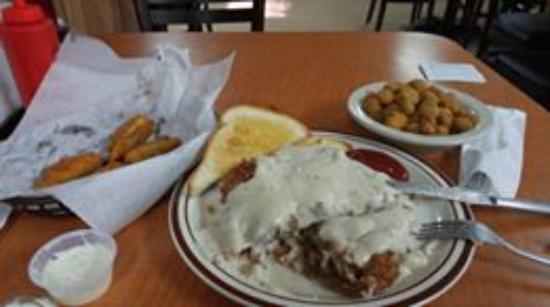 Ντέιτον, Τέξας: 10oz Chicken Fried Steak