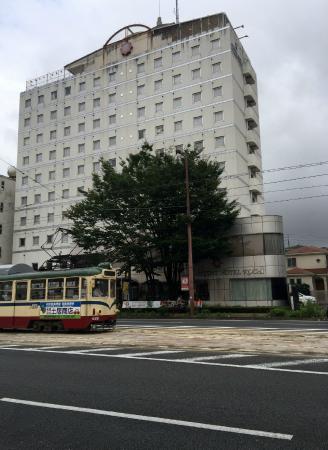 Orient Hotel Kochi: ホテル全景