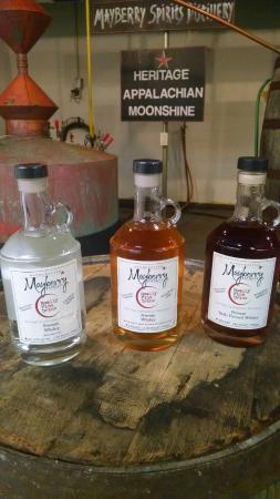 ‪Mayberry Spirits Distillery‬