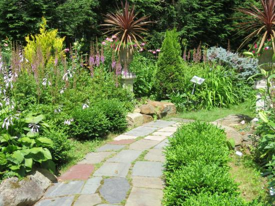 Franklin, Νιού Χάμσαϊρ: Tarbin Gardens