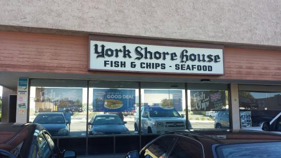 ‪York Shore House‬