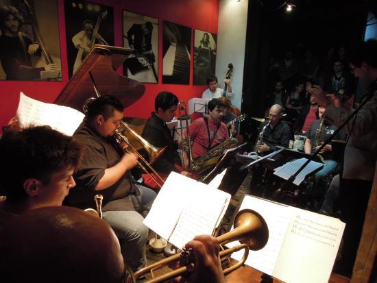 Thelonious Lugar de Jazz