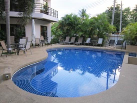 Soleil d'Asie Residence : Pool
